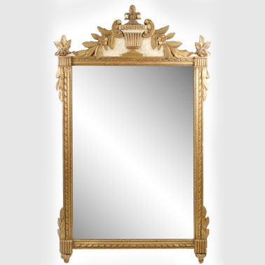 MA721 LOUIS XIV FRENCH MIRROR