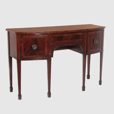 CS101 ENGLISH SIDEBOARD WITH INLAY